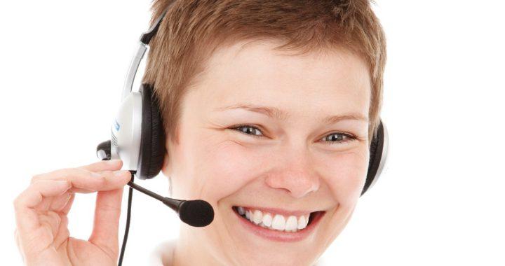Customer service staff member.